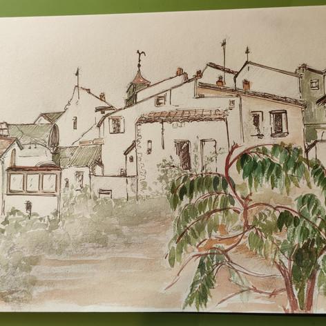 Village de Coux