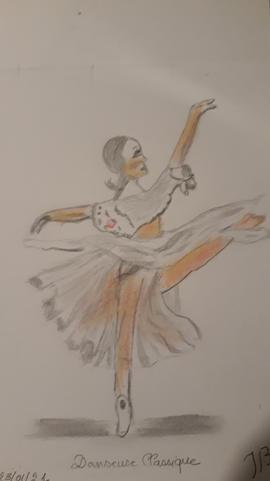 """""""Danseuse classique"""""""
