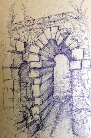 Ruine de Rome