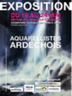 Expo_Aquarellistes_ardéchois_mai_2018_Ve