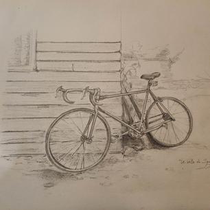 """""""Le vélo de Serge"""""""