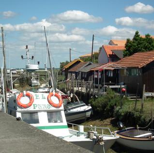 Thème 1 : Port de Chatressac à Chaillevette