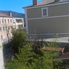 De ma fenêtre, je vois...
