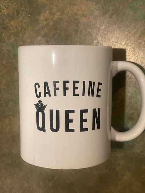Caffeine Queen Mug