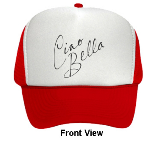 Ciao Bella Red Hat