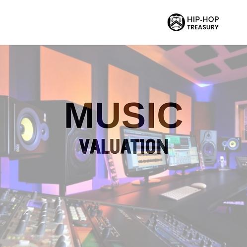 Music Valuation