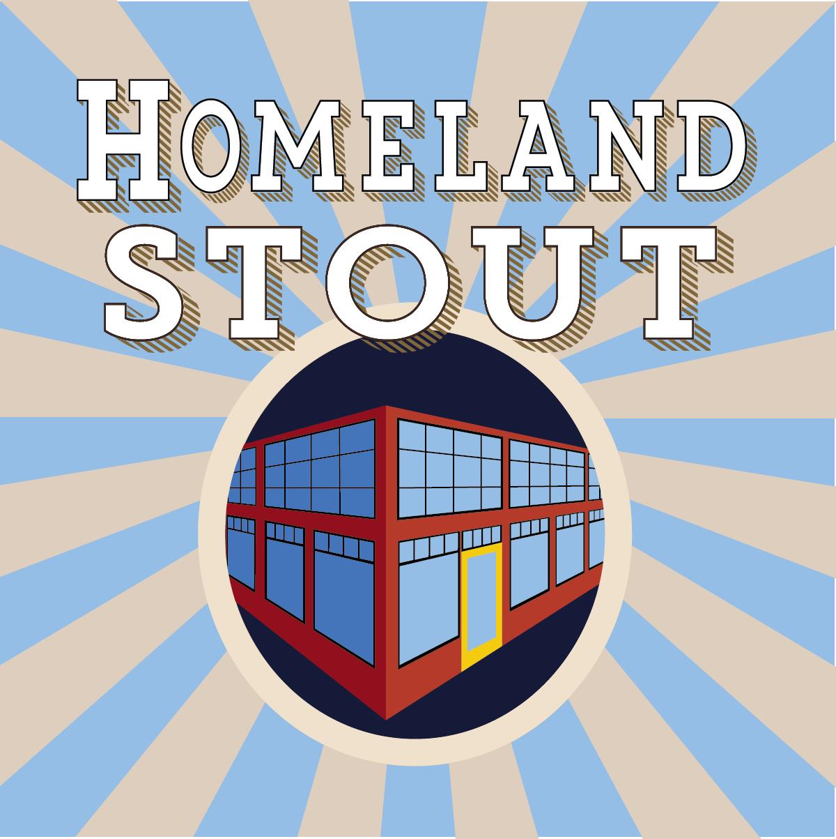 Homeland Stout