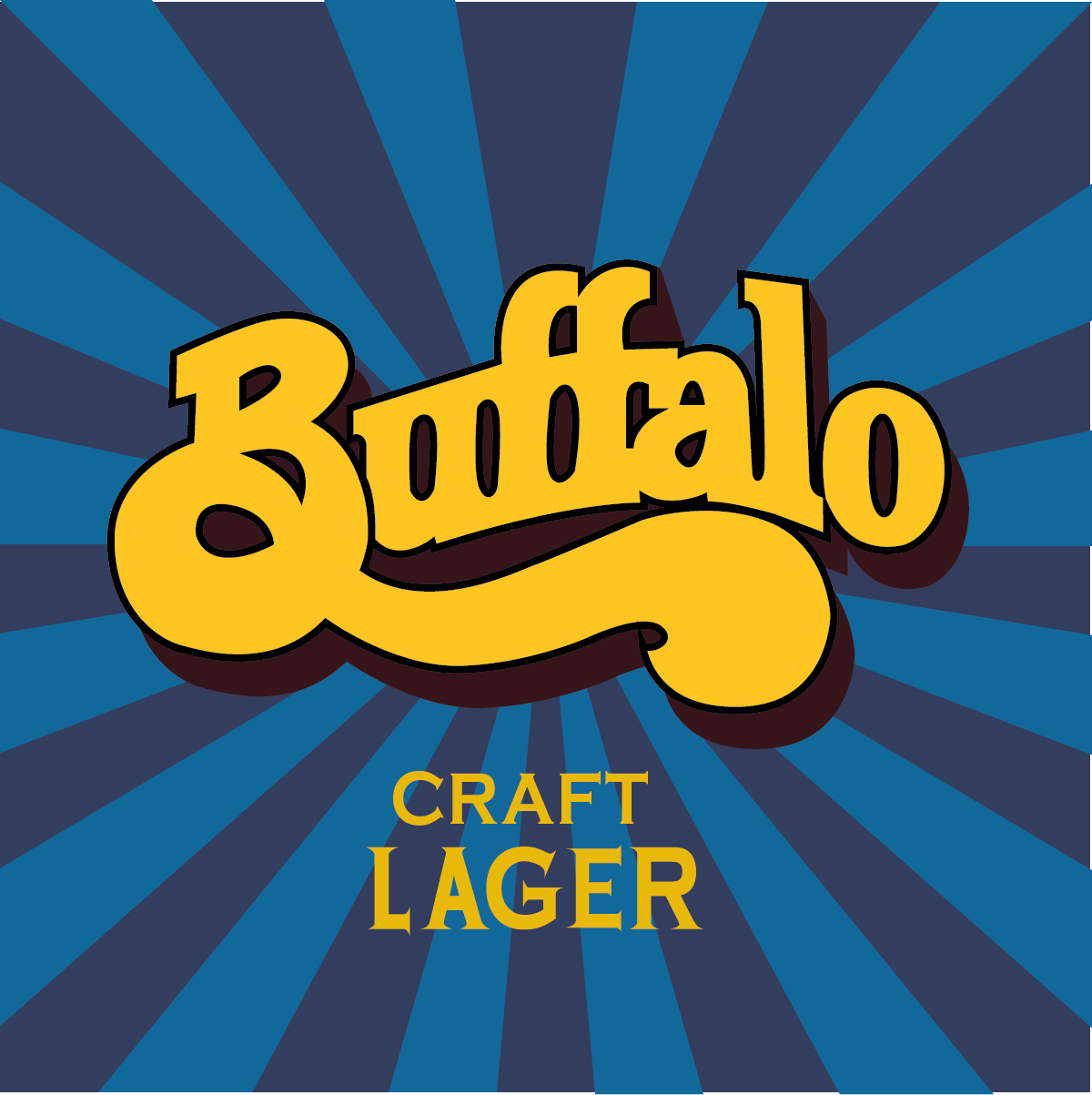 Buffalo Craft Lager