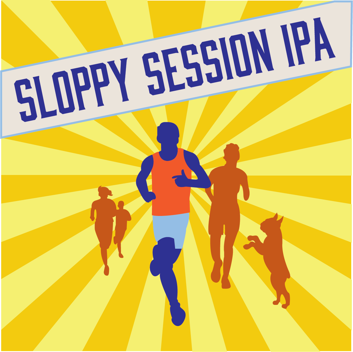 Sloppy Session IPA