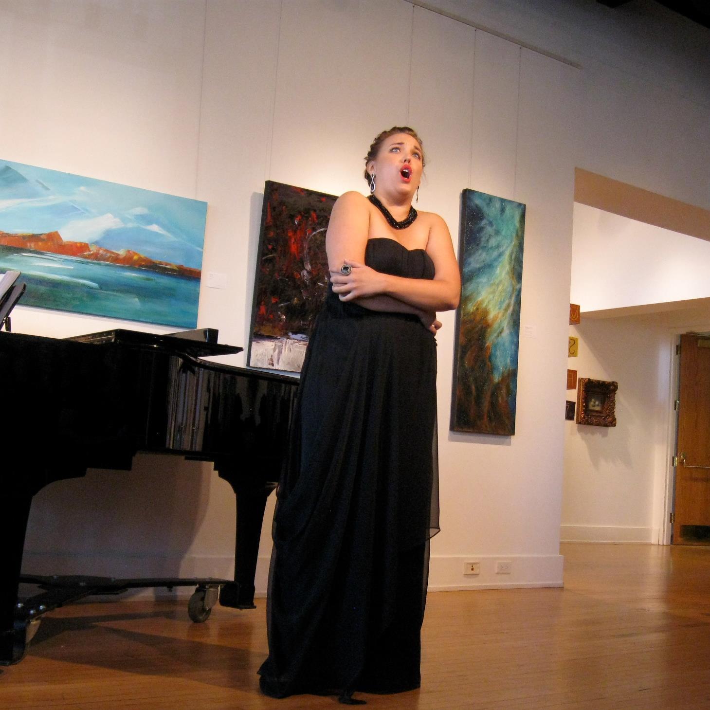 Nicholas Loren Vocal Competition