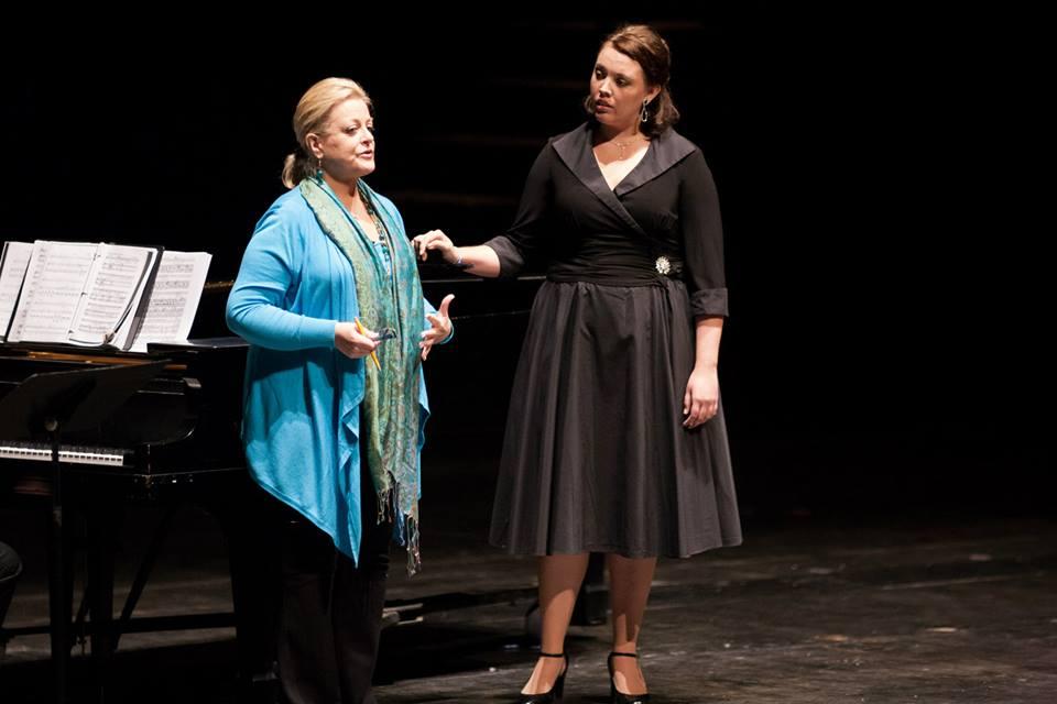 Masterclass with Deborah Voigt