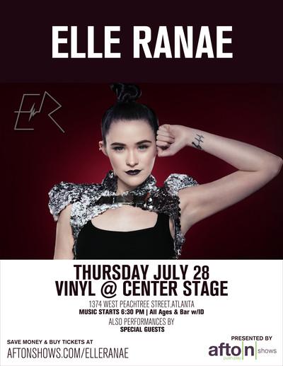 Elle Ranae @ Vinyl Atlanta 7/28