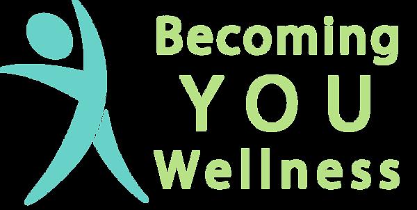 Becoming You Wellness Logo