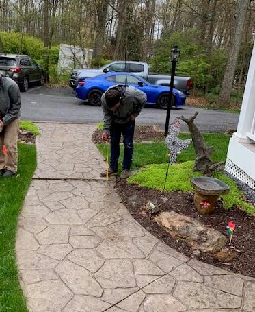 Residential Concrete Raising - Concrete