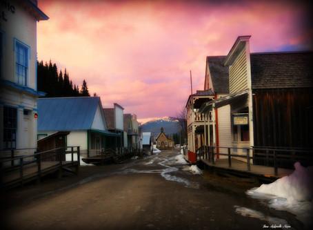 Barkerville, British Columbia - Canada