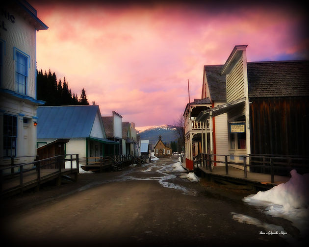 Barkerville, BC - Canada | AGHOST | Advanced Ghost Hunters