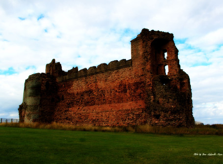 Tantalon Castle in the UK