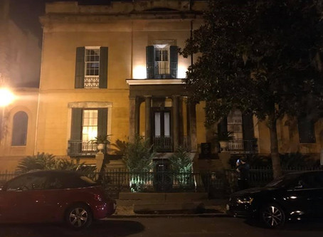 Haunted Savannah - The Sorrel-Weed house investigation