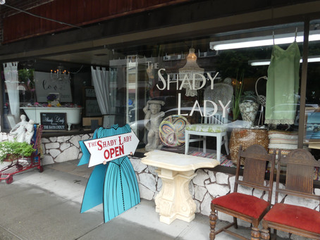 The Shady Lady Antique Store and Bordello Museum