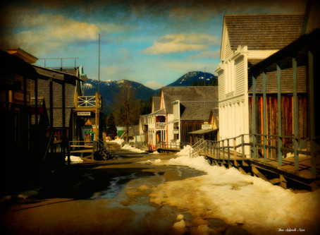 Barkerville, BC - Canada