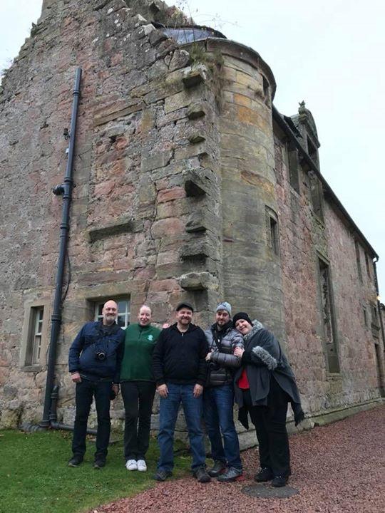 Roslyn Castle