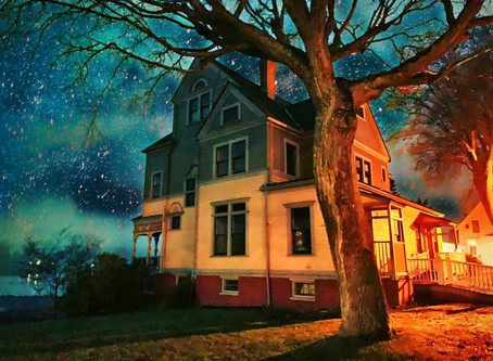 Port Gamble Ghost Conference