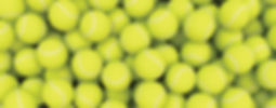 Balles de tennis