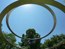"""""""Align"""" Rings Shine In The Sun"""
