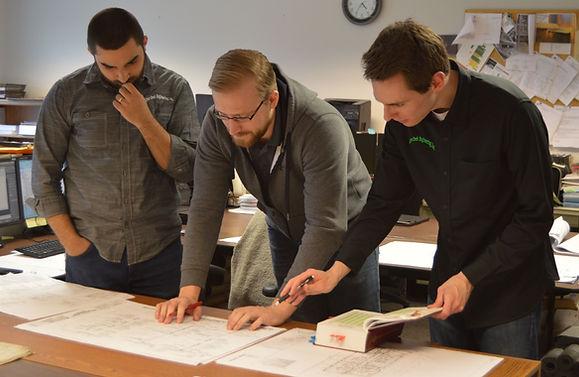 Engineers; Jacob Ullom; Tom Sweeney