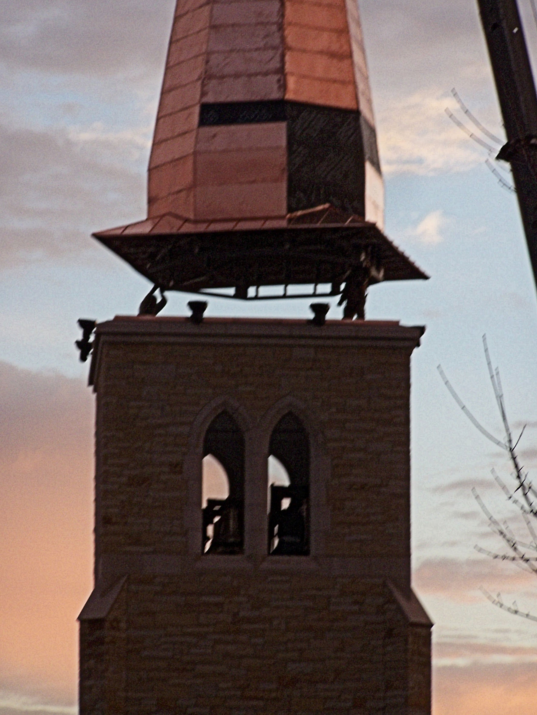 The Steeple at St. Paul's
