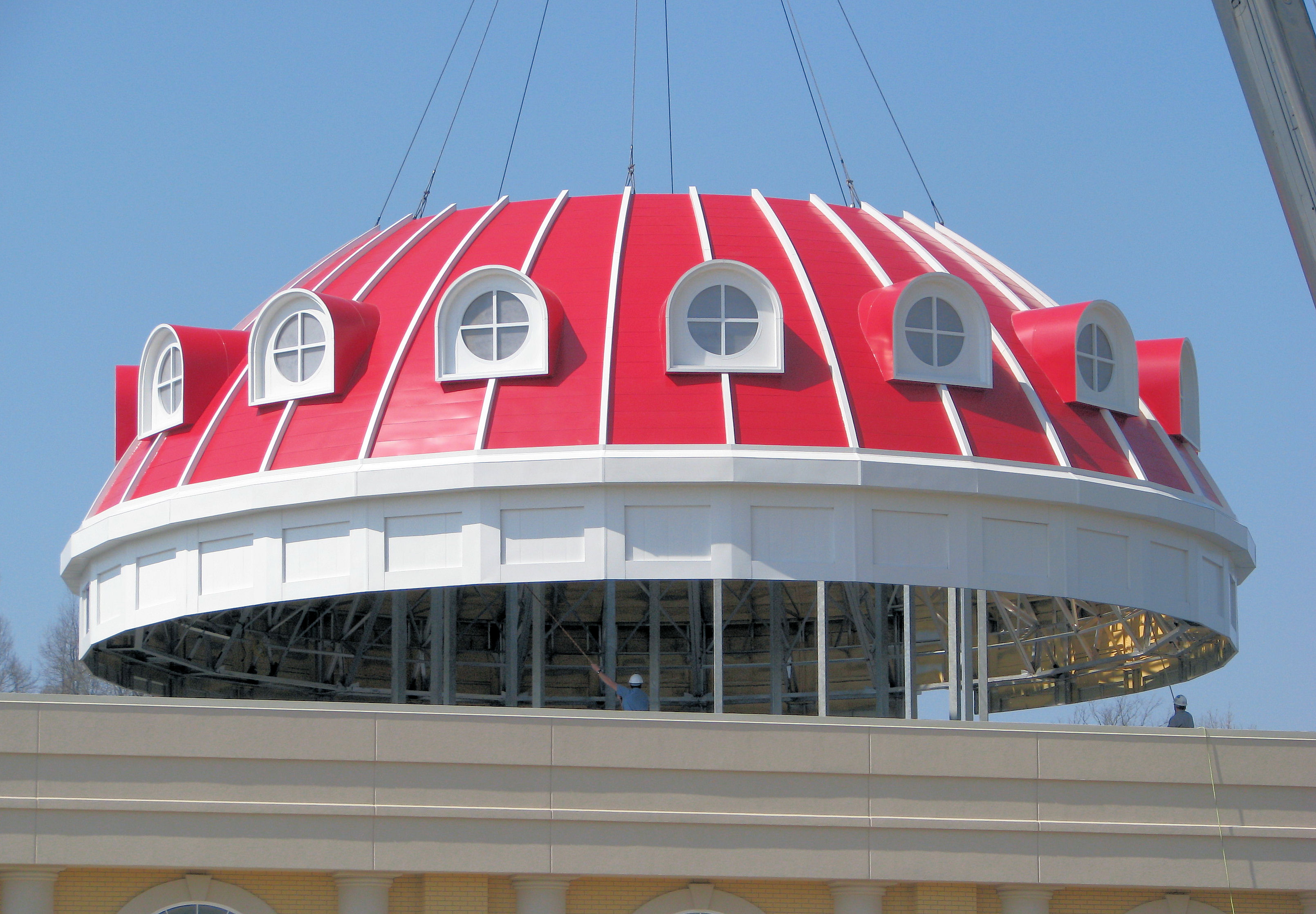 The French Lick Casino Dome