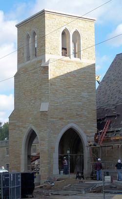 St. Paul's New Belltower