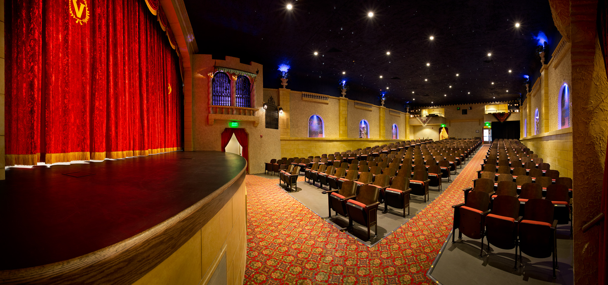 The Tivoli Theater Restored