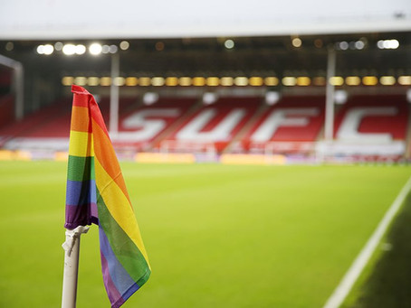 How Sheff Utd's LGBT+ fans' group has gone from strength to strength in its first year