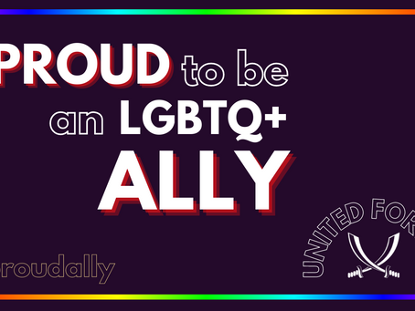 Proud Allies campaign hits the media