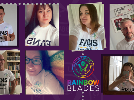 Rainbow Blades welcome impact of LGBTQ+ history month