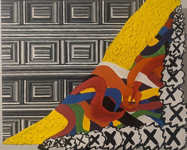 Nadya Basterfield-Cereceda - 'Untitled'