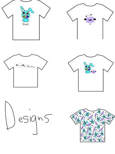 Zara Zadurian - Bune Clothing Design Pos