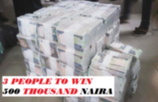 Lotto N500 Thousand Naria