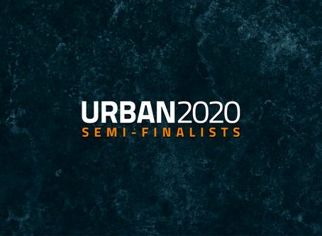 Semi-Finalist in the Urban 2020