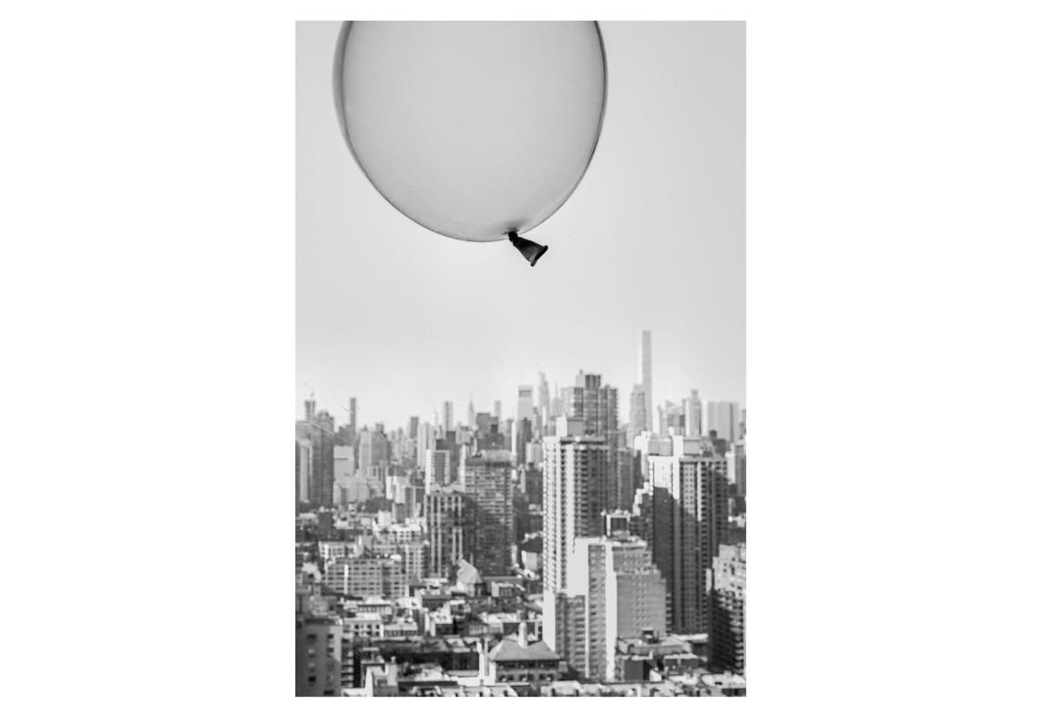 Above, New York, 2020