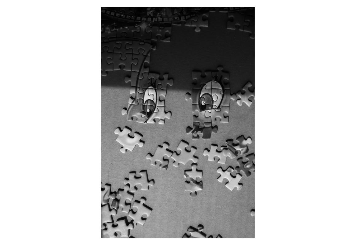 Puzzled, New York, 2020