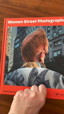 Women Street Photographers Book