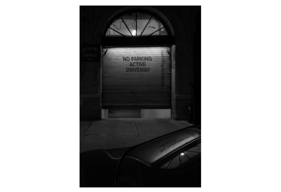 No Parking, New York, 2020