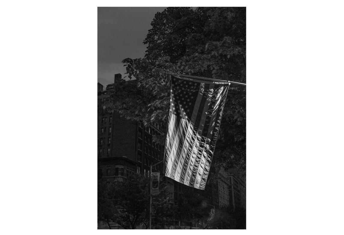 Flag, New York, 2020