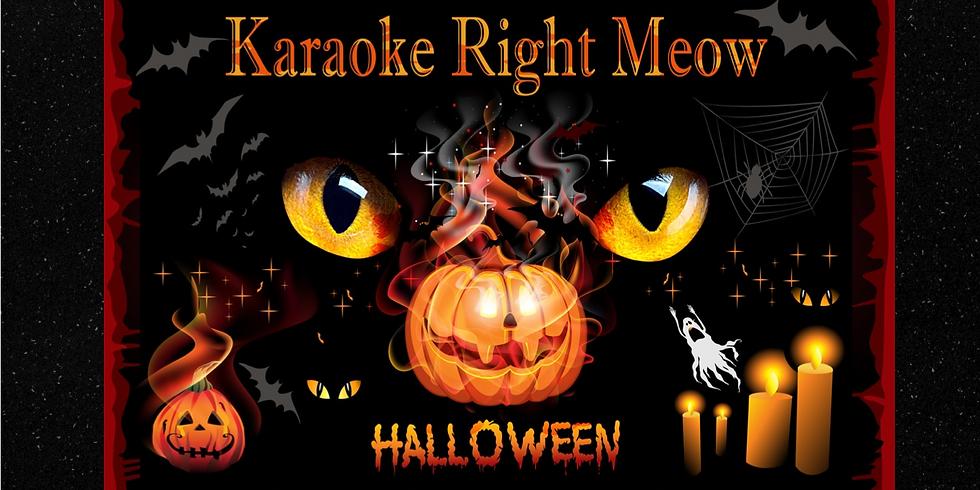 Karaoke Right Meow!