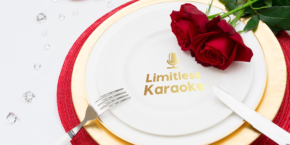 LOVE party with LIMITLESS KARAOKE