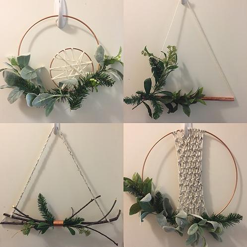 One-of-a-kind Custom Wreath