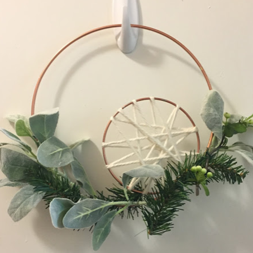 Double Ring Wreath