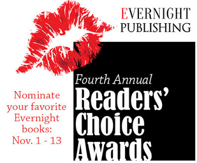 Evernight Readers' Choice awards - eligible books by N.J. Young (@neilarocks)